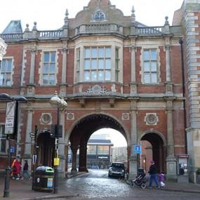 Aylesbury historic building