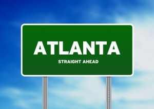 Atlanta Highway Sign