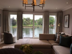 Taplow Riverside development