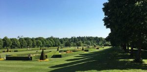 Pardre at Cliveden House Hotel in sunshine Chiltern Relocation